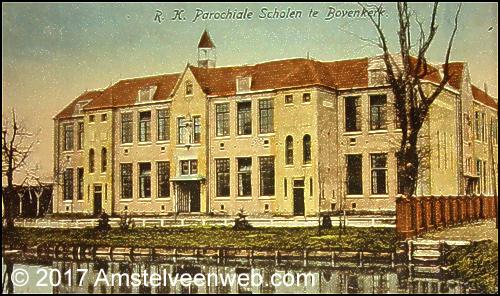 St.Aloysius en Maria school gebouw