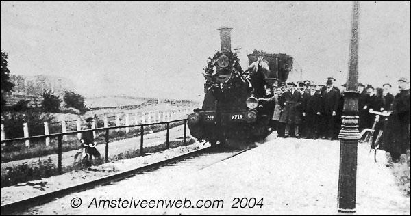 Spoorlijn opening
