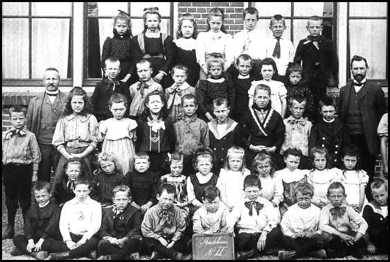 Wilhelminaschool  oude Dorp