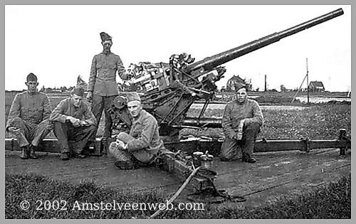 Luchtdoel artillerie
