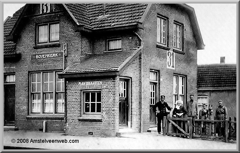 Station Bovenkerk