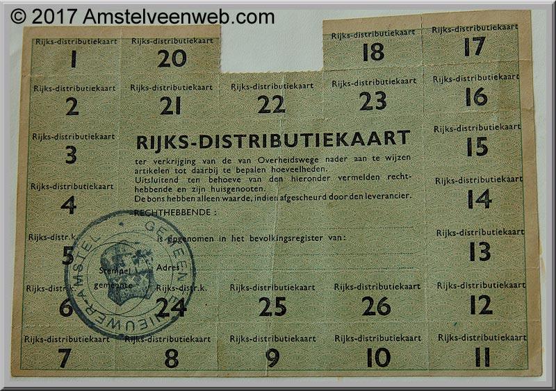 Distributiebonnen