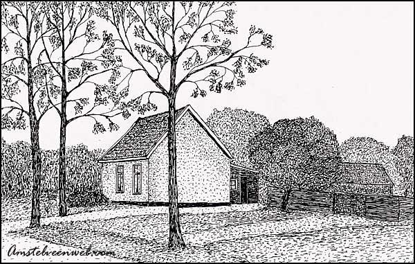 Middenweg huis