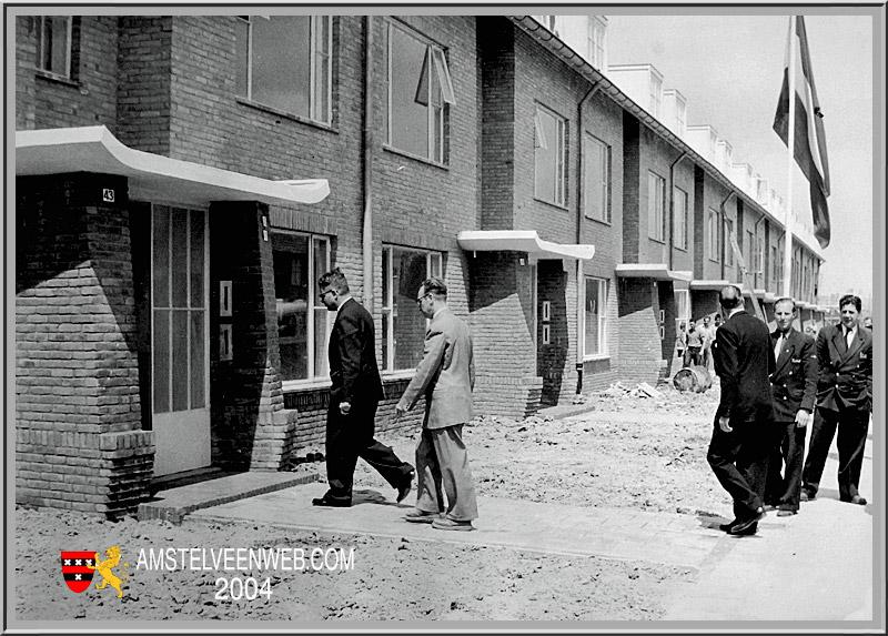 Ferdinand BolwegOplevering huizenblok