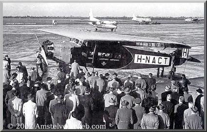 Fokker F-VII-a