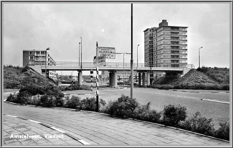 Opblazen van het Viaduct  Burgemeester van Sonweg
