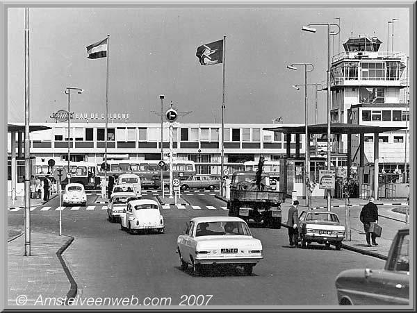 Ingang vliegveld