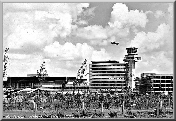 Schiphol na opening