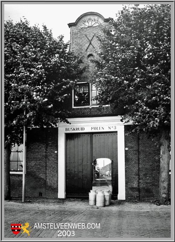 Buskruitfabriek 'De Oude Molen'