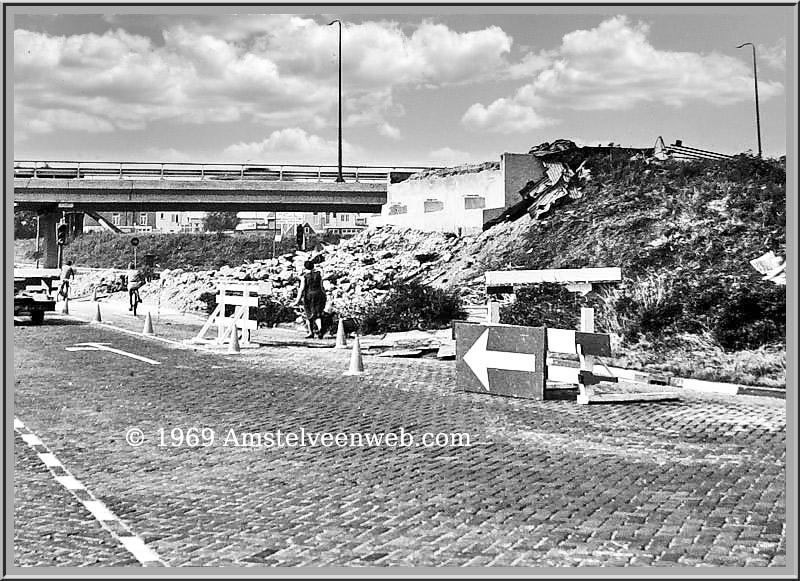 Opgeblazen Viaduct  Keizer Karelweg
