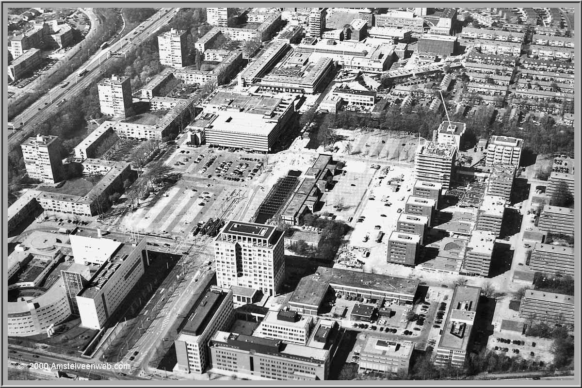 Luchtfoto BuitenpleinHandelsplein