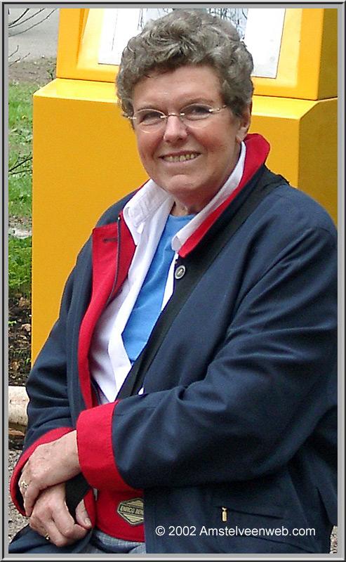 Mevrouw van den Berg - Bosse verteltover de bouw RVS-flat