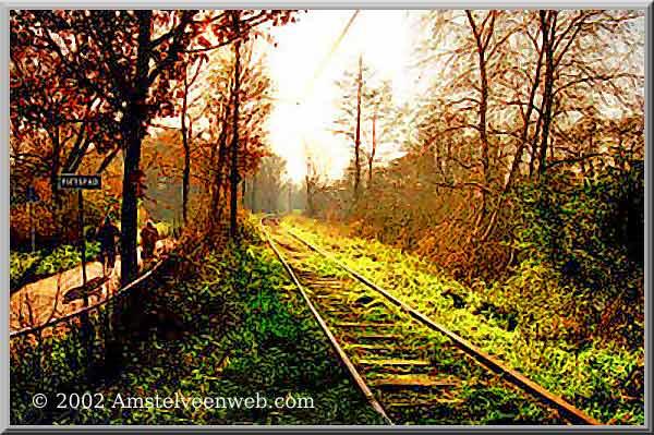 Spoorbaan en Borden