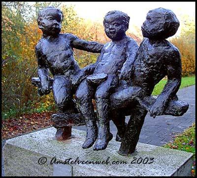Vaak Drie kleine kleutertjesHubert van Lith, Amstelveen #GC55
