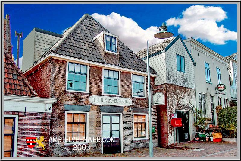 Theehuis PaardenburgAmstelzijde 47