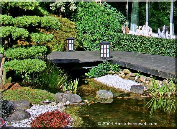 Japanse watergarden