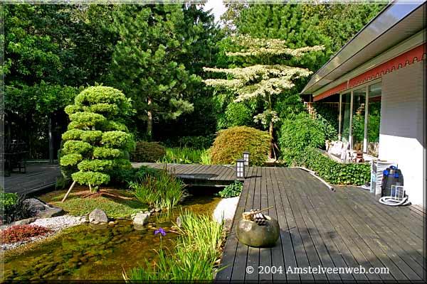 Japanse watergarden amstelveen - Tuin fotos ...