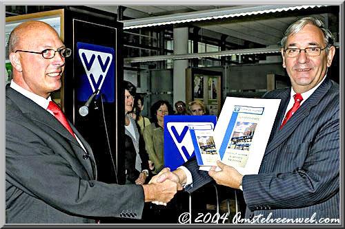 VVV agentschap - opening