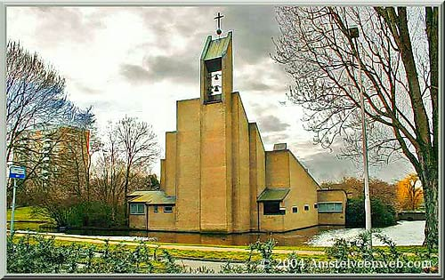 Titus Brandsma kerk