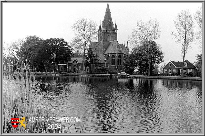 St.Urbanus kerkNes aan de Amstel