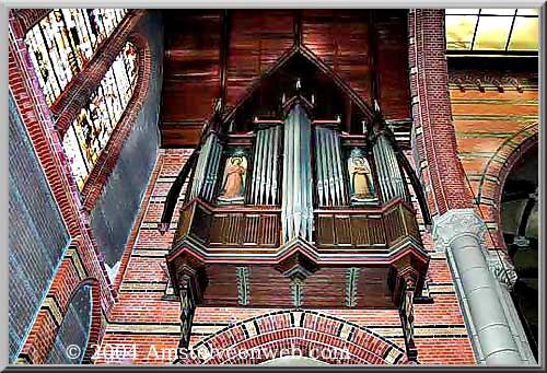 Adema's orgel in St. Urbanuskerk