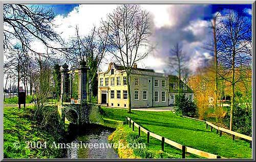 Buitenplaats Wester-Amstel