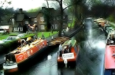 Woking-Canal