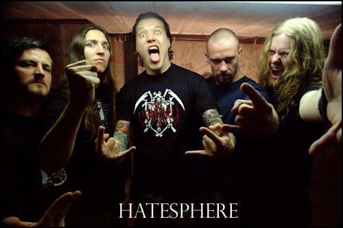 Hatesphere(Den) To the Nines@vbr(2009)(Thrash / Death Metal) preview 0