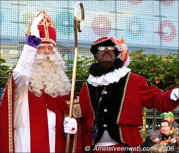 Sinterklaas in Stadshart