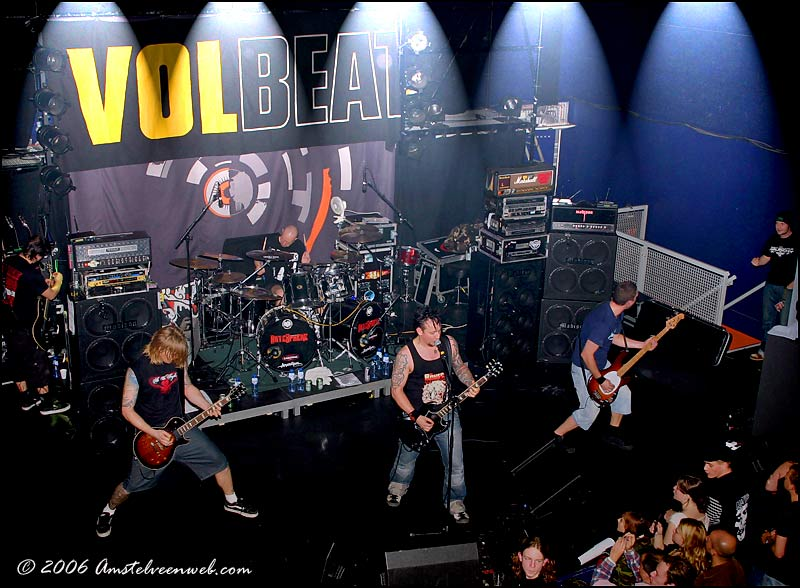 2006 Volbeat full - MeTal Oda [ 2 ]