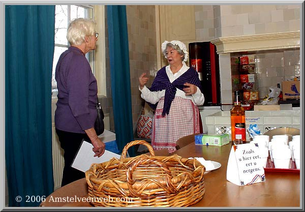 Oud Hollandse Keuken Tegels : Amstelveenweb.com collectie – 2006)