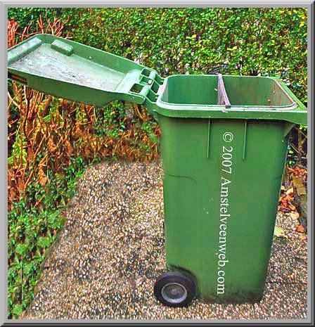 wat betekent gft afval