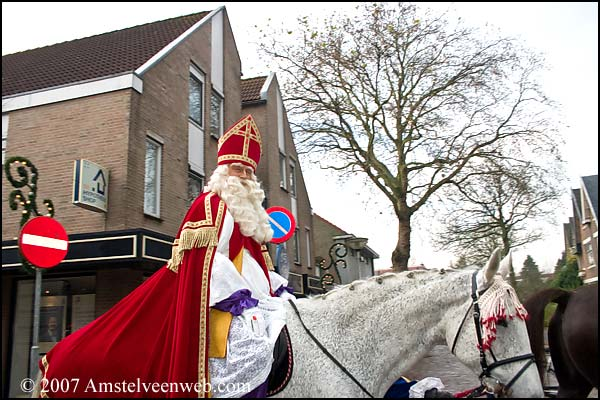 Sinterklaas in het Stadshart