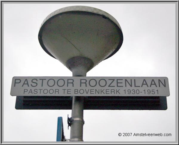 Pastoor Roozenlaan