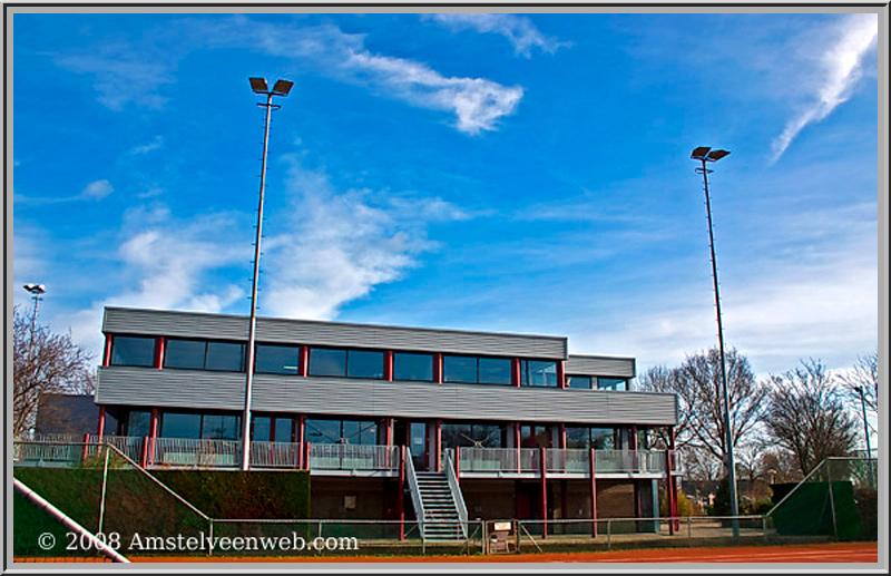 Nieuw AMVJ Sportcentrum