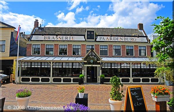Brasserie PaardenburgAmstelzijde 55