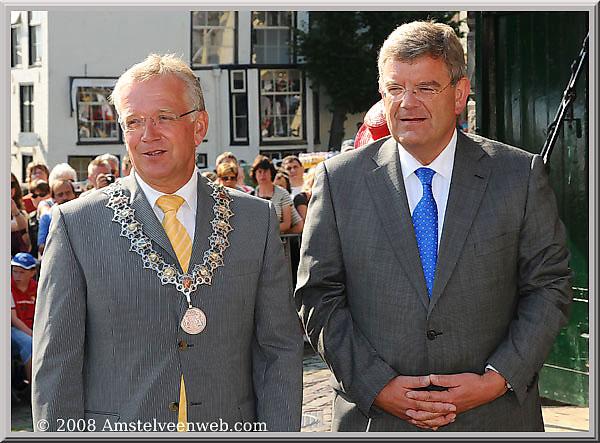 Burgemeester van Amstelveen in Kaasland
