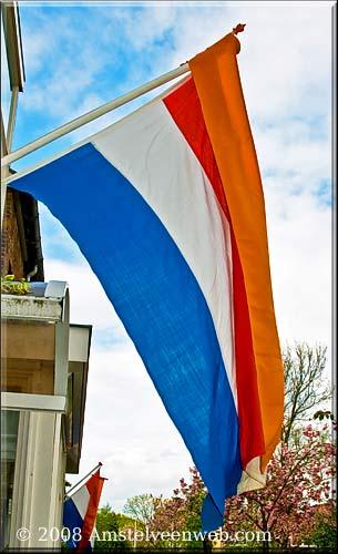 DE VLAG VAN NEDERLAND