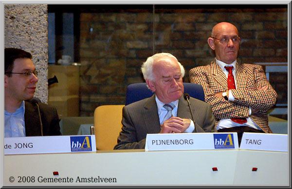Afscheid Harry Pijnenborg
