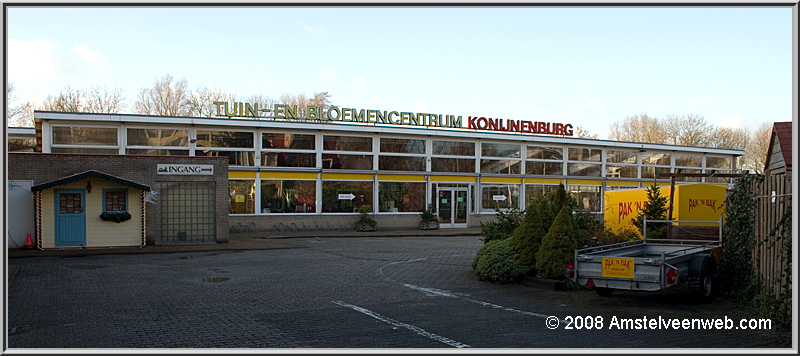 Tuincentrum Konijnenburg