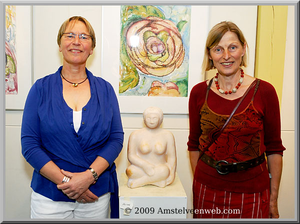 Ybelle Boorsma en Maria Vlaar