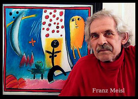 Franz Meisl overleden