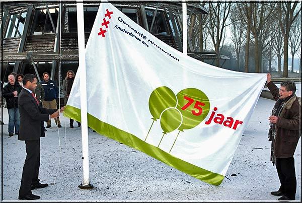 Amsterdamse Bos 75 jaar