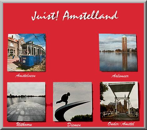 Nieuw: Boek Juist! Amstelland