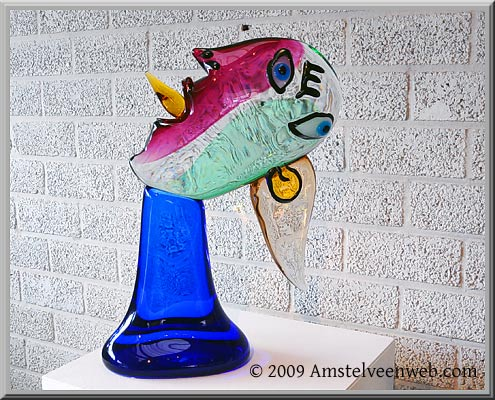 Glaskunst - Monique Zegerius-Schloss