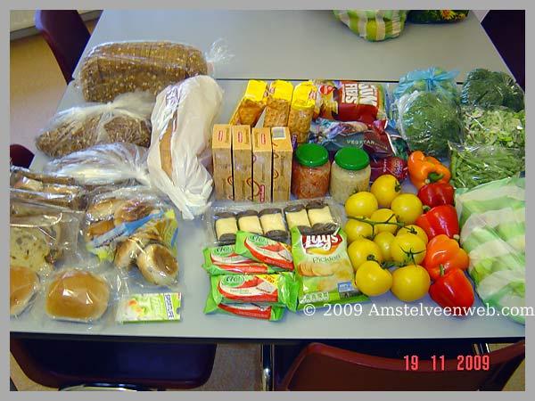Laffe inbraak Voedselbank