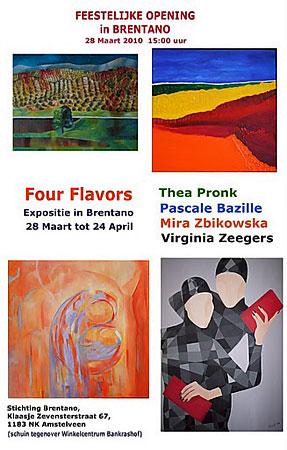 Nieuws: Expositie-Four-Flavors-in-Klaasje-Zevenster ...