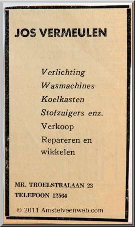23 - Witgoedzaak Jos Vermeulen