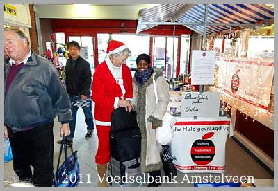C1000 helpt Voedselbank