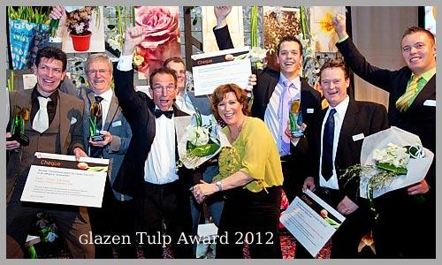 Winnaars Glazen Tulp